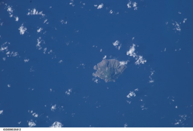 Saba from ISS