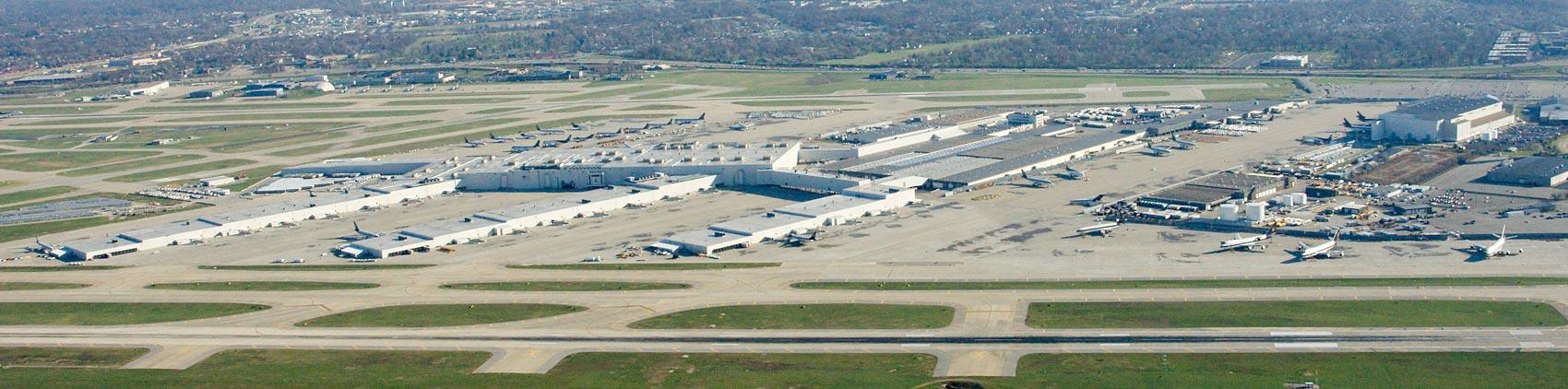 UPS Worldport Air Hub at Louisville Internatio...